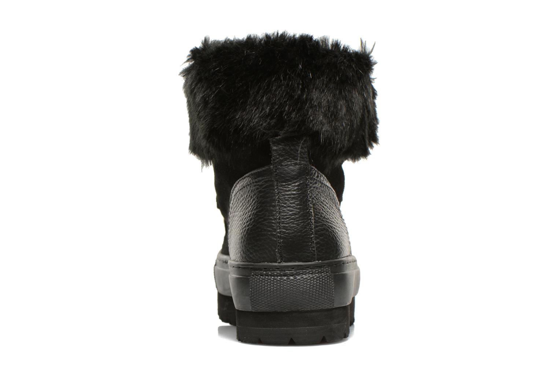 Bottines et boots Sixty Seven Harvyn Noir vue droite