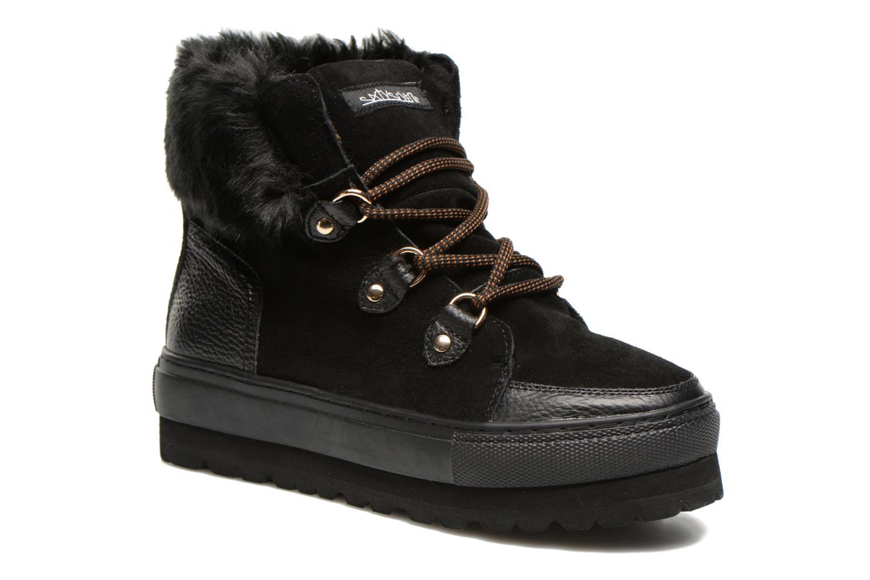 Bottines et boots Sixty Seven Harvyn Noir vue détail/paire