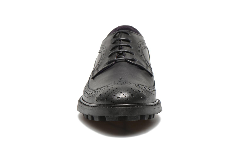 Chaussures à lacets Anaki Arianne Noir vue portées chaussures