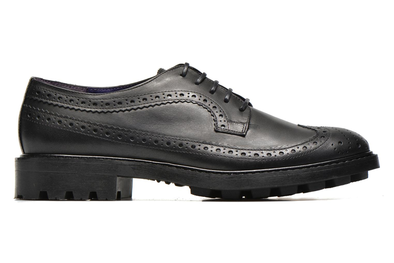Chaussures à lacets Anaki Arianne Noir vue derrière