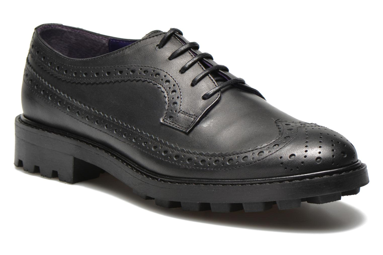 Chaussures à lacets Anaki Arianne Noir vue détail/paire