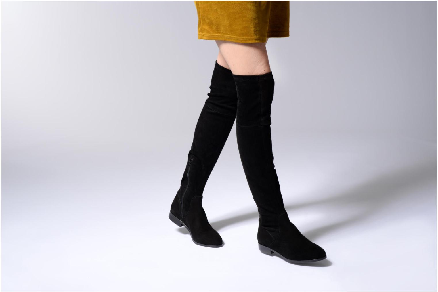 Boots & wellies Anaki Yoda Black view from underneath / model view