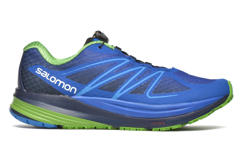 Chaussures de sport Salomon Sense Propulse Bleu vue derrière