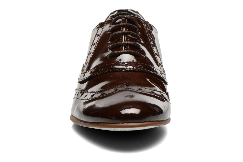 Chaussures à lacets Ippon Vintage Woody lux Marron vue portées chaussures