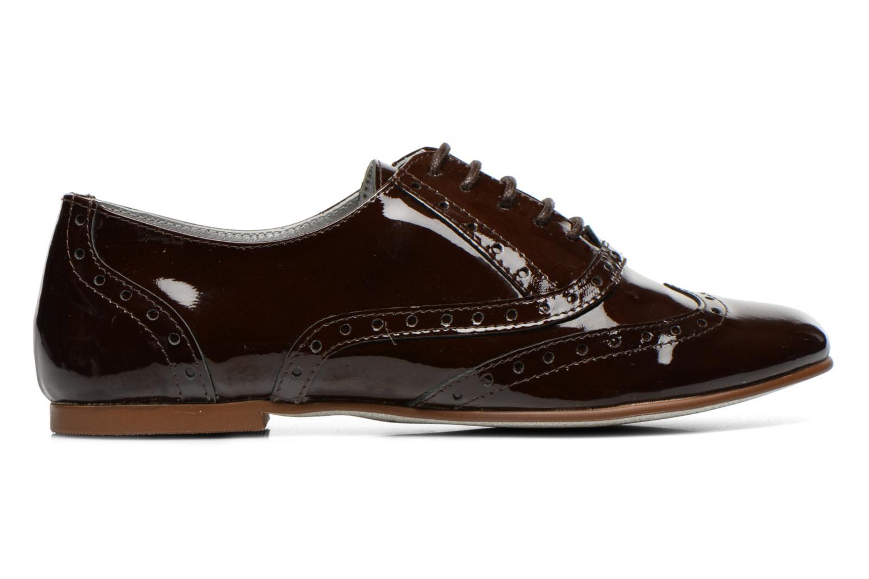 Chaussures à lacets Ippon Vintage Woody lux Marron vue derrière