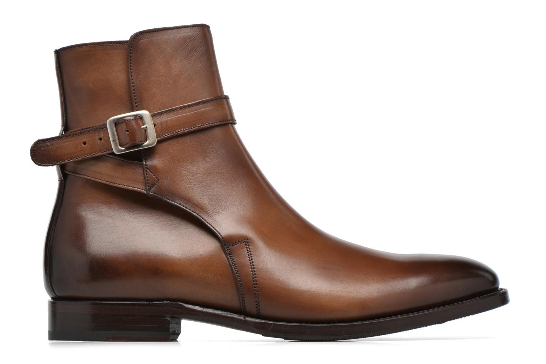 Bottines et boots Marvin&Co Luxe Wetrok - Cousu Goodyear Marron vue derrière