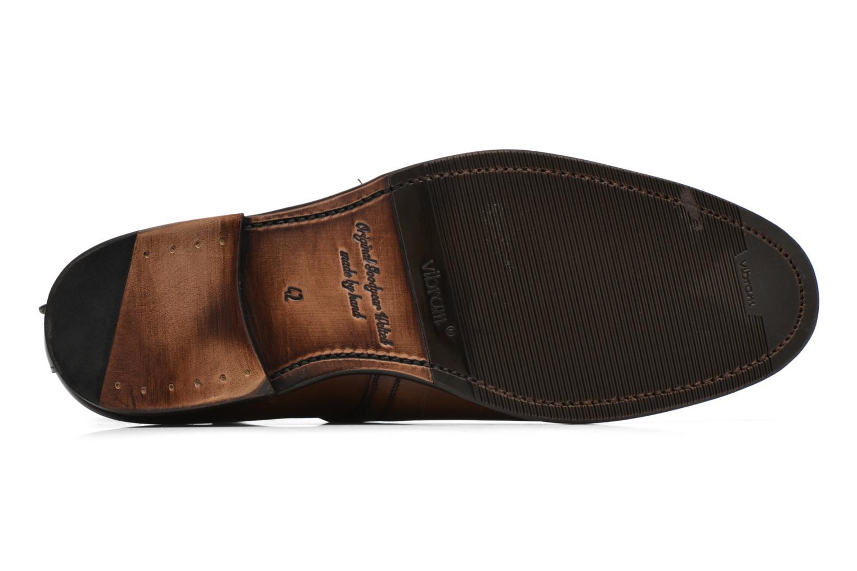 Bottines et boots Marvin&Co Luxe Wetrok - Cousu Goodyear Marron vue haut