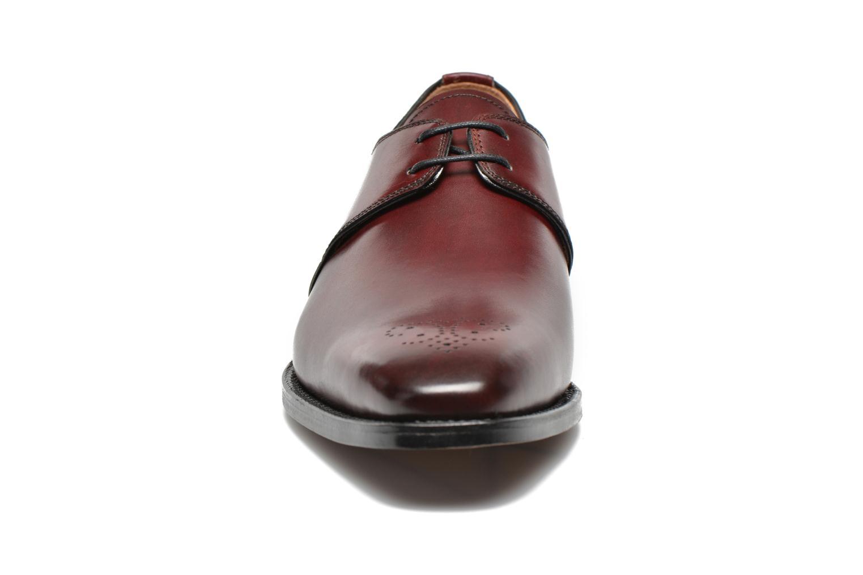 Chaussures à lacets Marvin&Co Luxe Wedyf Bordeaux vue portées chaussures