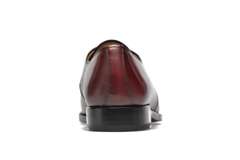Chaussures à lacets Marvin&Co Luxe Wedyf Bordeaux vue droite