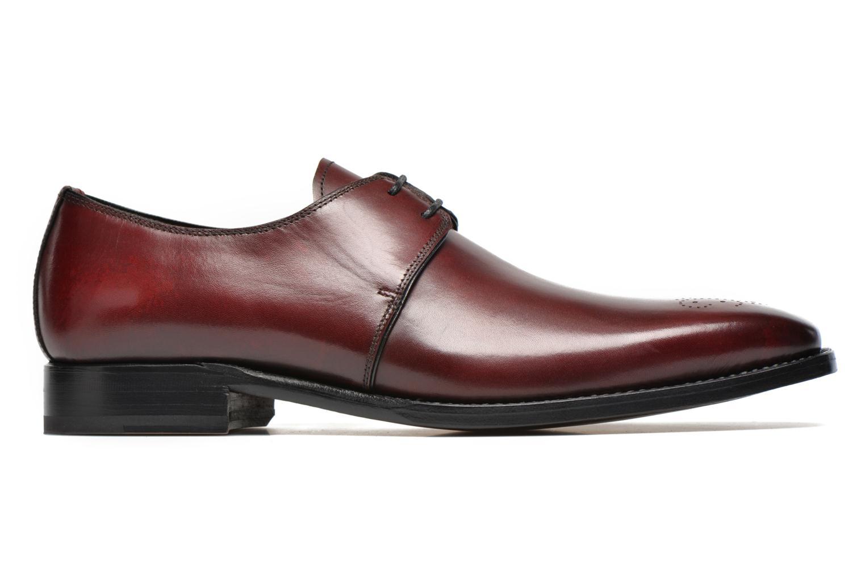Chaussures à lacets Marvin&Co Luxe Wedyf Bordeaux vue derrière