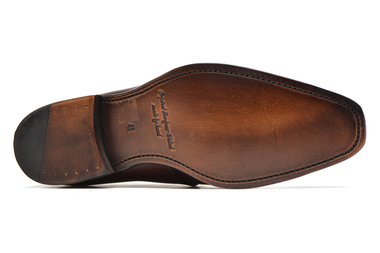 Chaussures à lacets Marvin&Co Luxe Wedyf Bordeaux vue haut