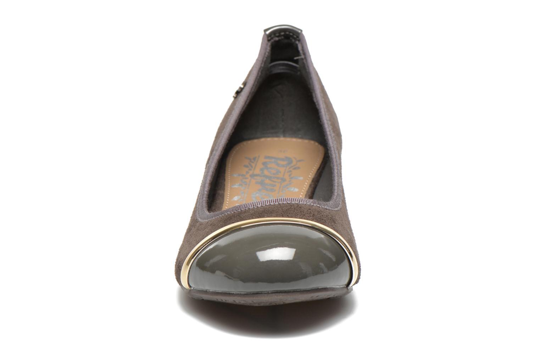 Escarpins Refresh Cate-61161 Gris vue portées chaussures