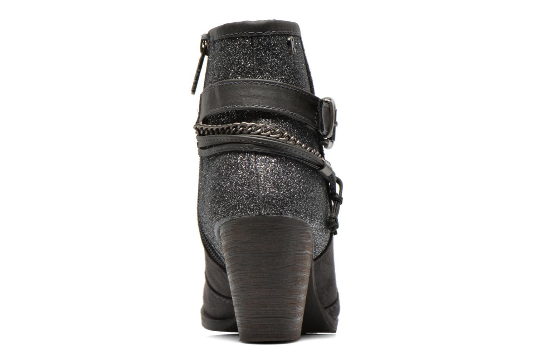 Stiefeletten & Boots Refresh Deborah-61181 grau ansicht von rechts