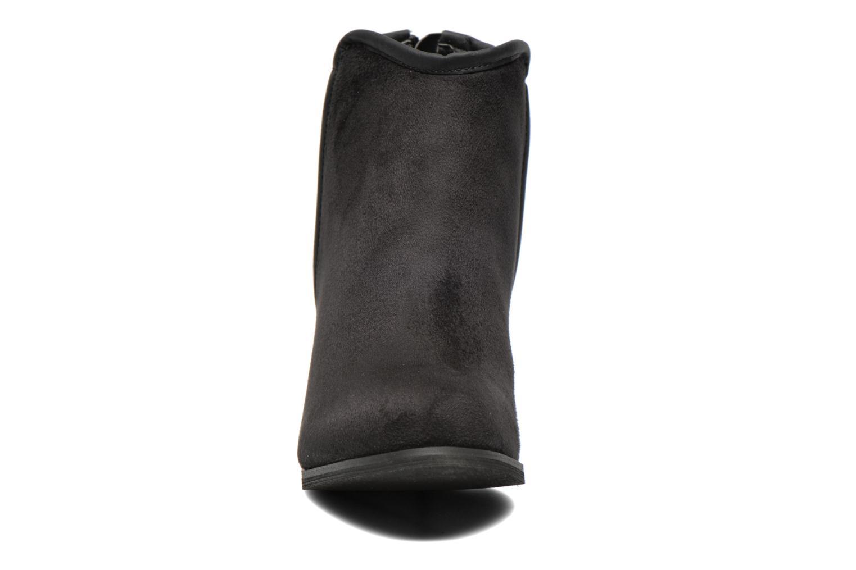 Bottines et boots Refresh Kim-61180 Noir vue portées chaussures