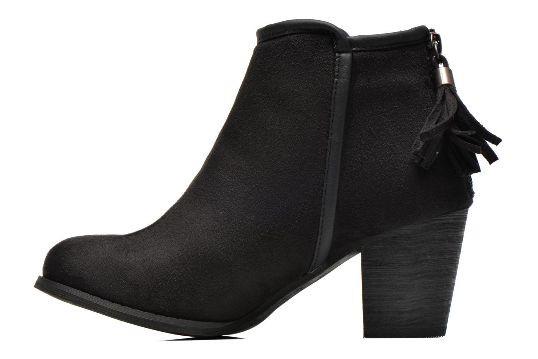 Bottines et boots Refresh Kim-61180 Noir vue face