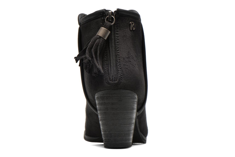 Bottines et boots Refresh Kim-61180 Noir vue droite