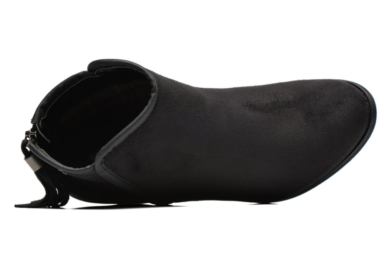 Bottines et boots Refresh Kim-61180 Noir vue gauche