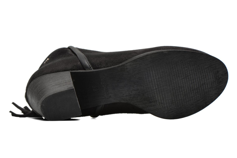 Bottines et boots Refresh Kim-61180 Noir vue haut