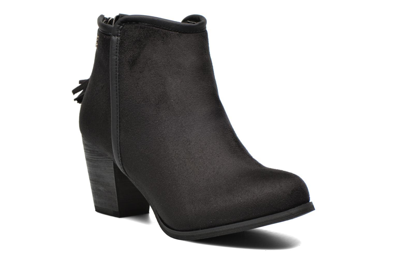Bottines et boots Refresh Kim-61180 Noir vue détail/paire