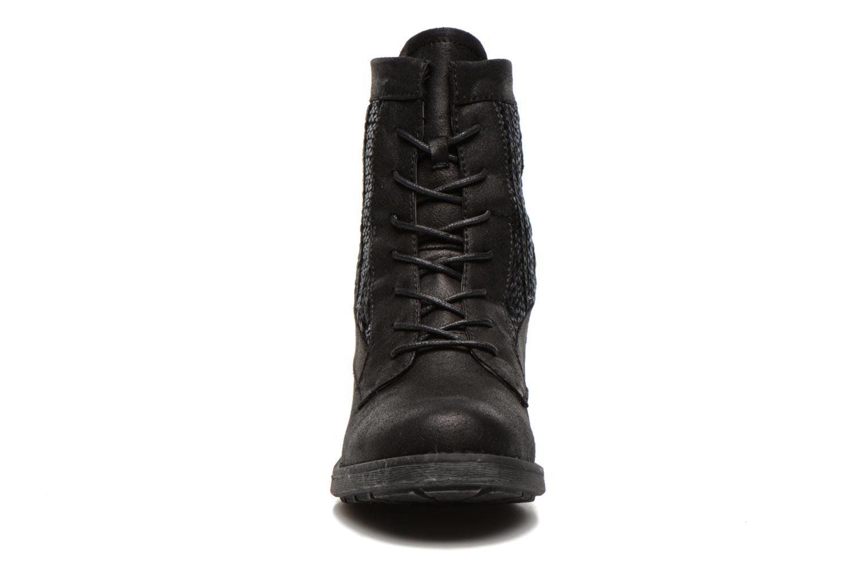 Bottines et boots Refresh Bianca-61673 Noir vue portées chaussures