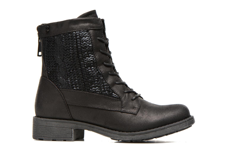 Bottines et boots Refresh Bianca-61673 Noir vue derrière