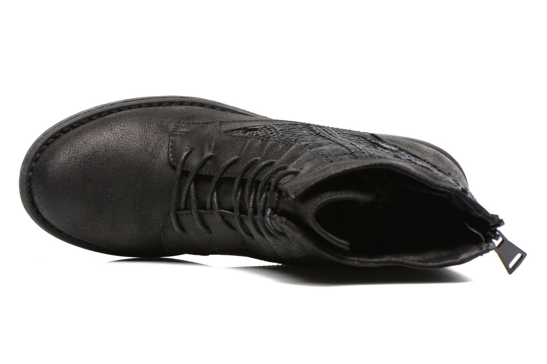 Bottines et boots Refresh Bianca-61673 Noir vue gauche