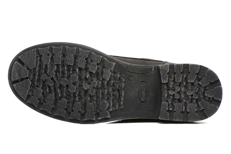 Bottines et boots Refresh Bianca-61673 Noir vue haut