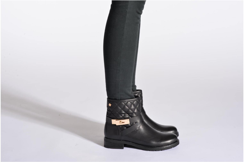 Bottines et boots Xti Alexa-28526 Noir vue bas / vue portée sac