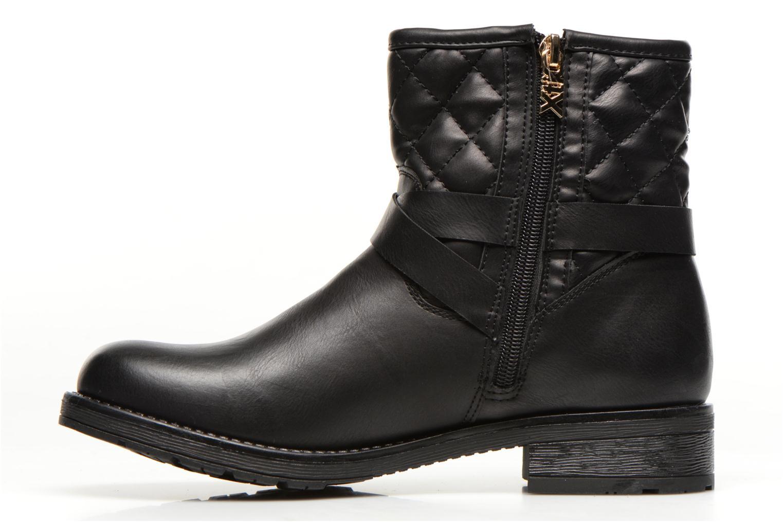 Bottines et boots Xti Alexa-28526 Noir vue face