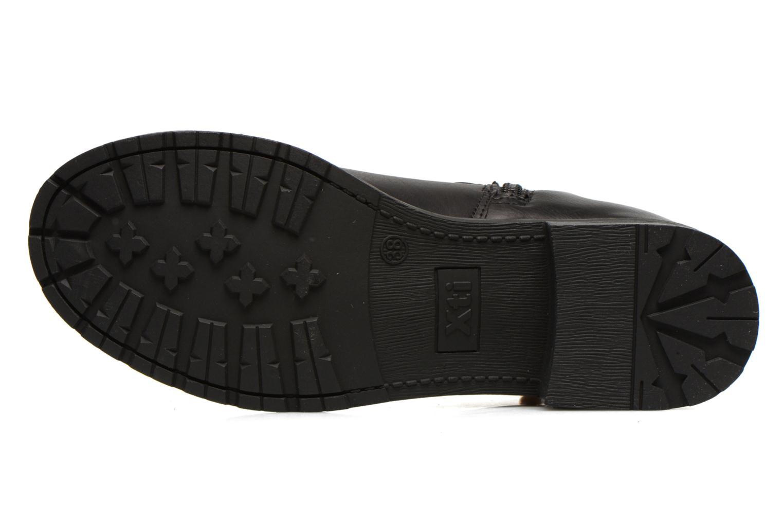 Bottines et boots Xti Alexa-28526 Noir vue haut