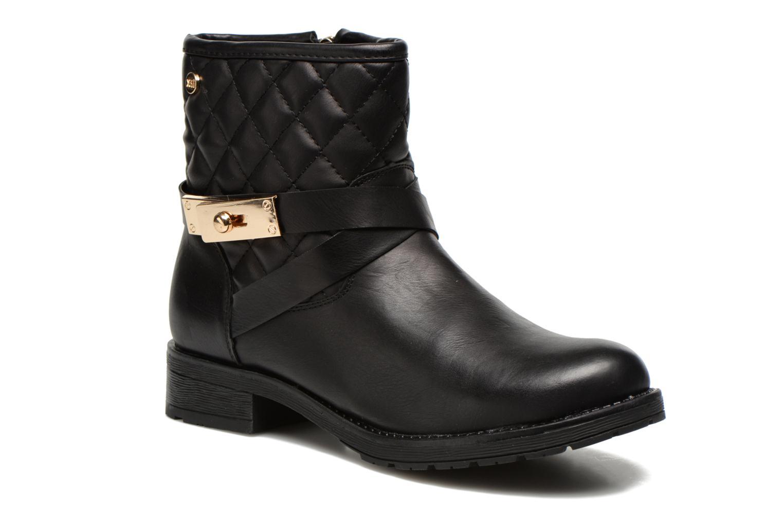 Bottines et boots Xti Alexa-28526 Noir vue détail/paire