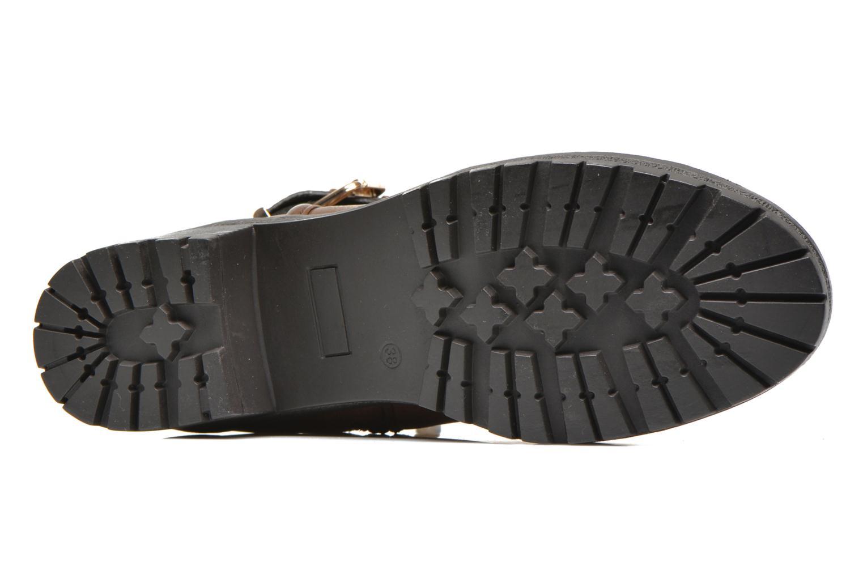 Stiefeletten & Boots Xti Alissa-28543 braun ansicht von oben