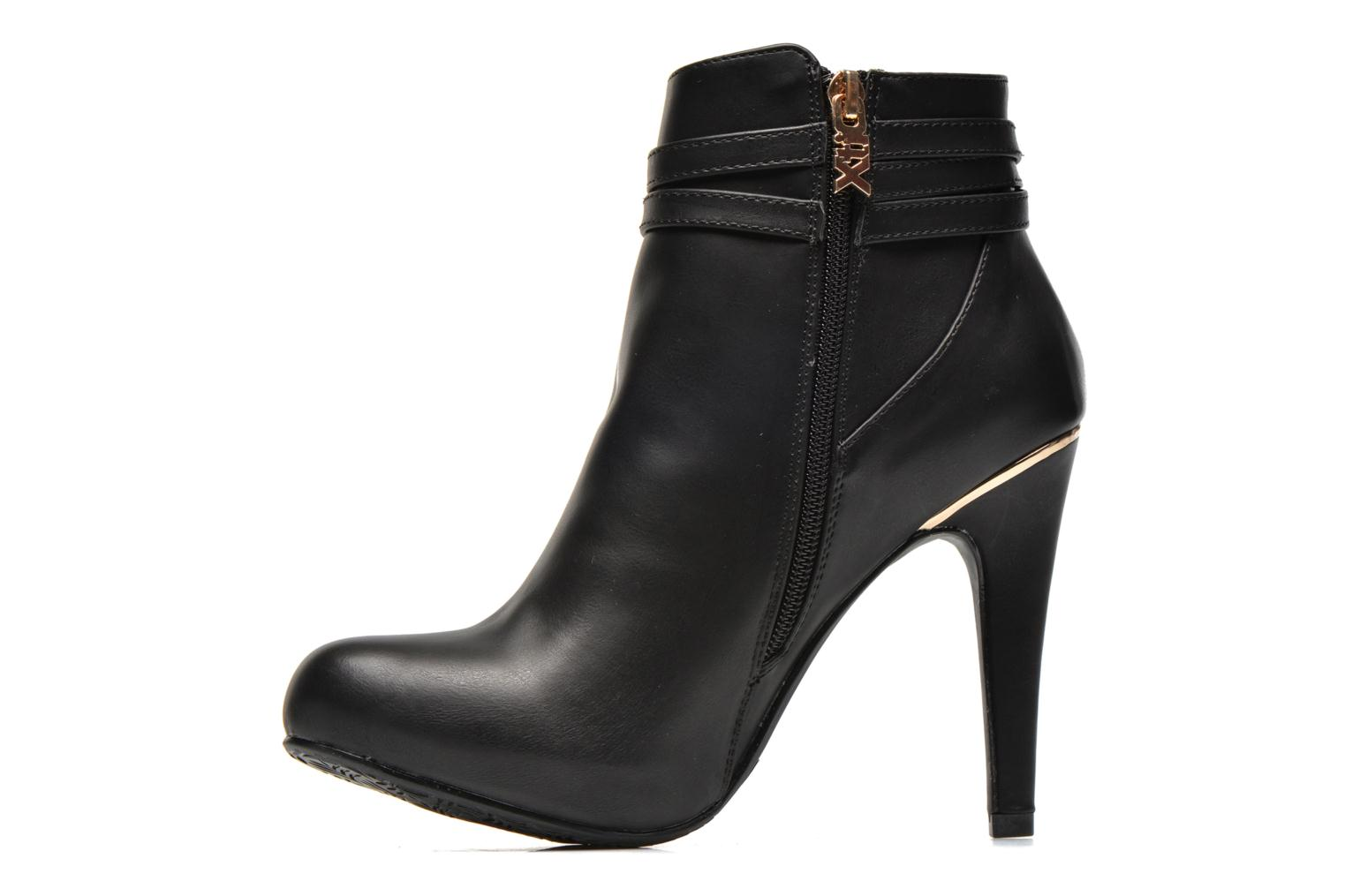 Ankle boots Xti Rorie-28348 Black front view