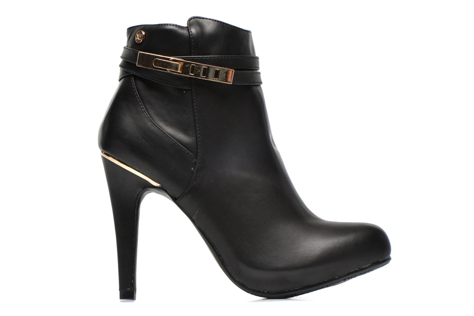 Ankle boots Xti Rorie-28348 Black back view