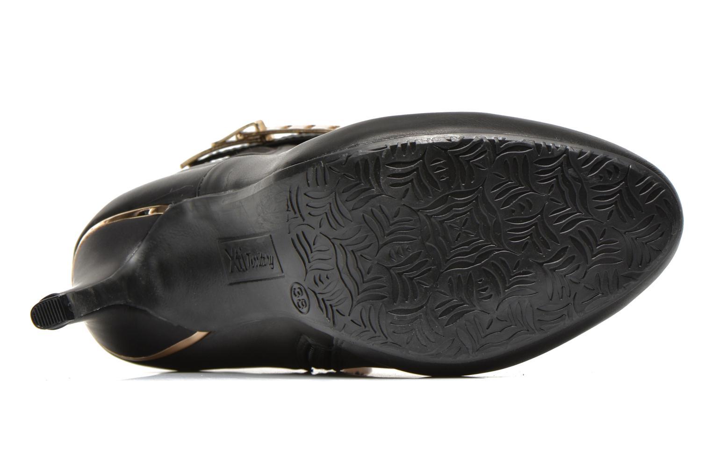 Bottines et boots Xti Rorie-28348 Noir vue haut