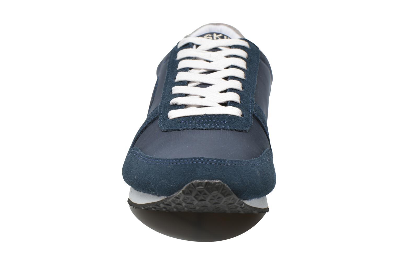 Sneaker Redskins Disco blau schuhe getragen