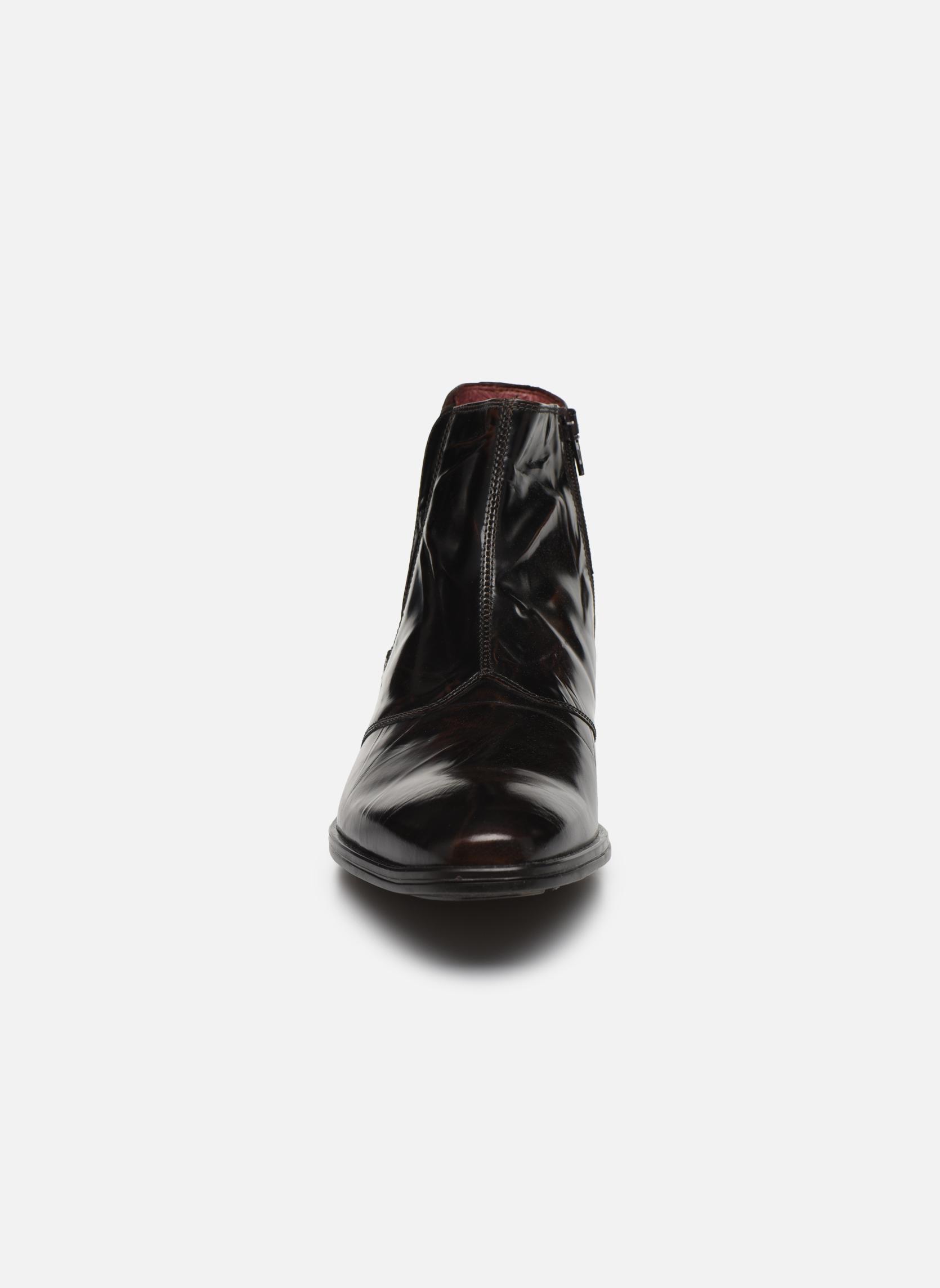Bottines et boots Redskins Zami Marron vue portées chaussures