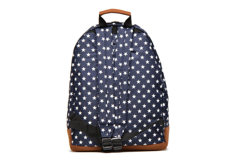 Rucksäcke Mi-Pac All stars Backpack blau ansicht von vorne