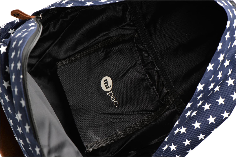 Rucksäcke Mi-Pac All stars Backpack blau ansicht von hinten