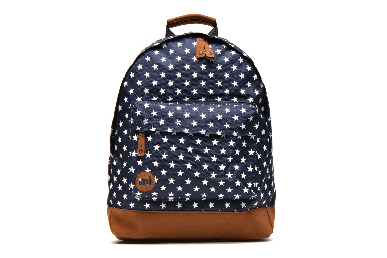 Mochilas Mi-Pac All stars Backpack Azul vista de detalle / par