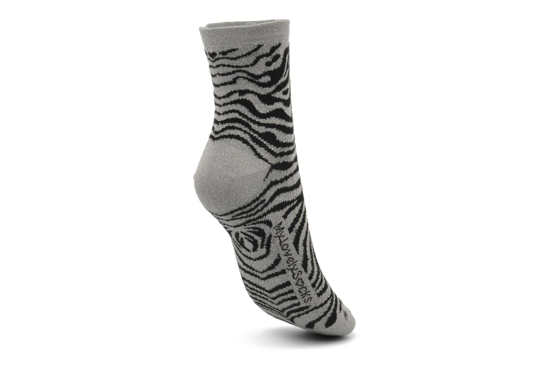 Socken & Strumpfhosen My Lovely Socks Lisa grau ansicht von links