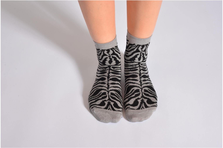 Socken & Strumpfhosen My Lovely Socks Lisa grau ansicht von oben