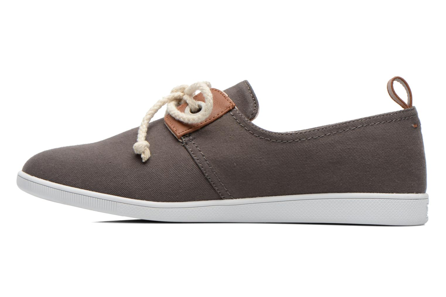 Sneakers Armistice Stone One Twill M Grijs voorkant