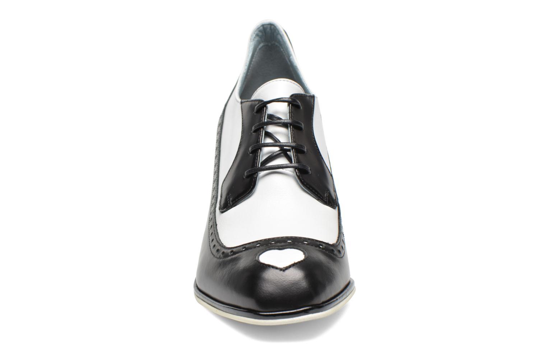 Zapatos con cordones Apologie Fairy Negro vista del modelo
