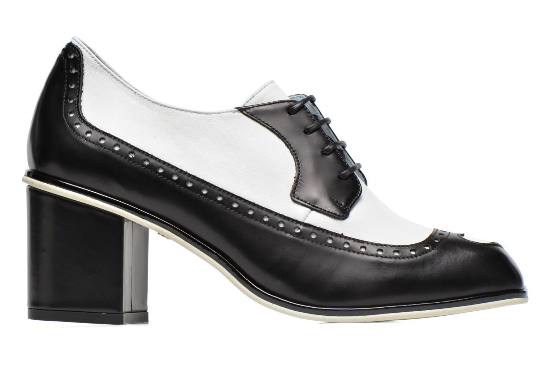 Chaussures à lacets Apologie Fairy Noir vue derrière