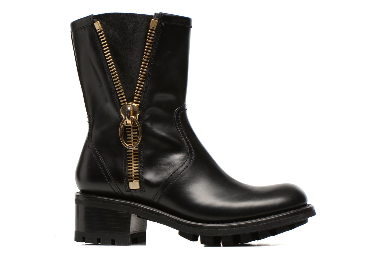 Bottines et boots Free Lance Justy 4 mid bag zip Noir vue derrière