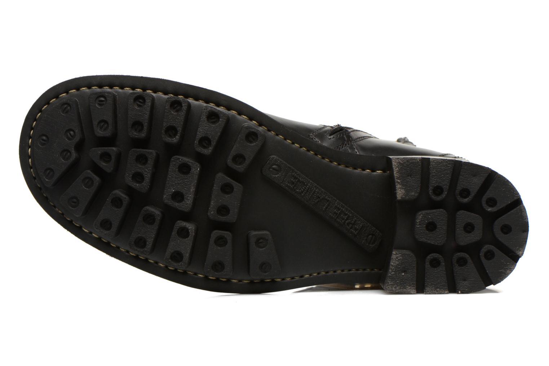 Bottines et boots Free Lance Justy 4 mid bag zip Noir vue haut