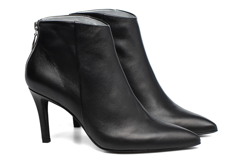 Stiefeletten & Boots Free Lance Itlys 7 zip back boot schwarz 3 von 4 ansichten