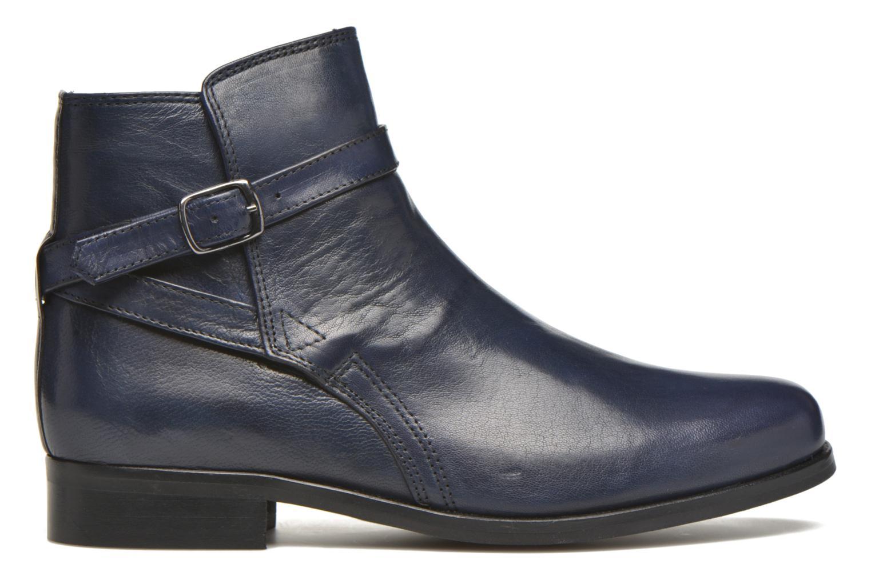 Bottines et boots PintoDiBlu Botania Bleu vue derrière