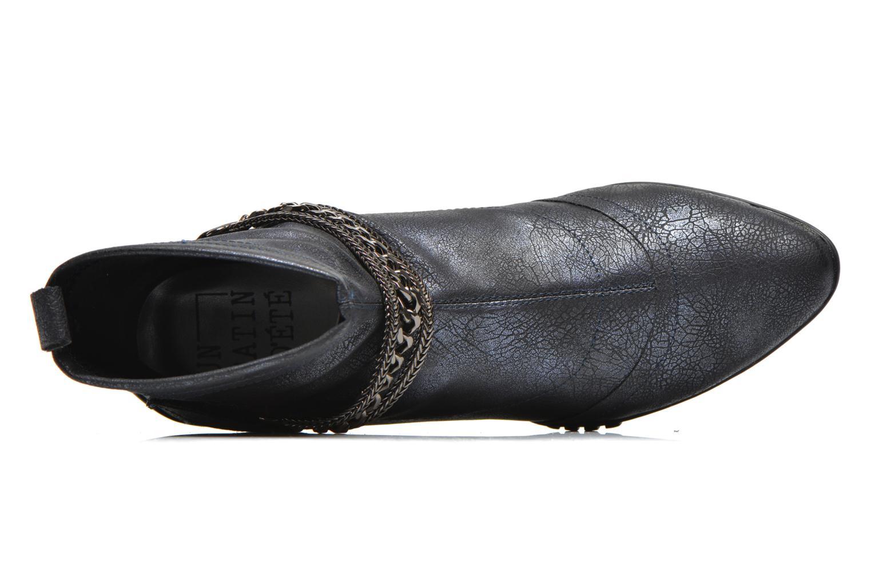 Stiefeletten & Boots UME Un matin d'été LOUISY blau ansicht von links